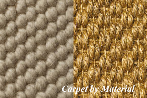Carpet by Material