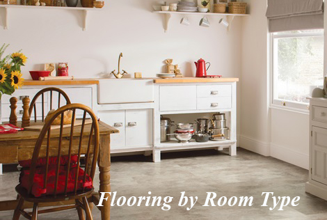 Flooring by Room